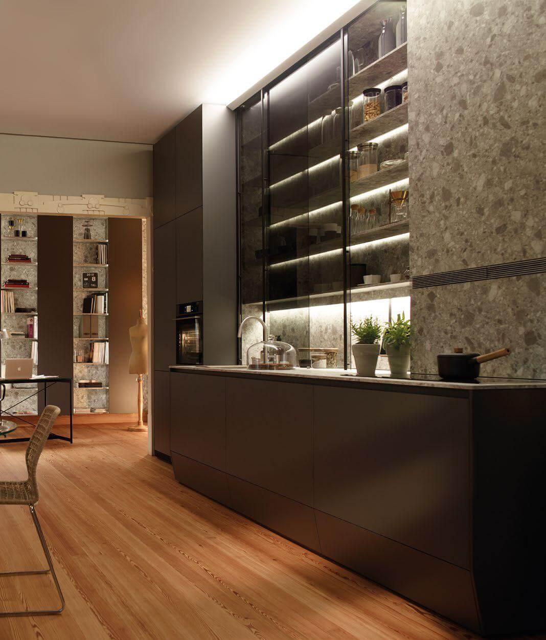 lume reformas cocina marmol moderna