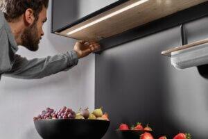 Perfil de iluminación LED integrado
